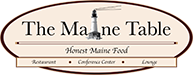 The Maine Table Restaurant Logo