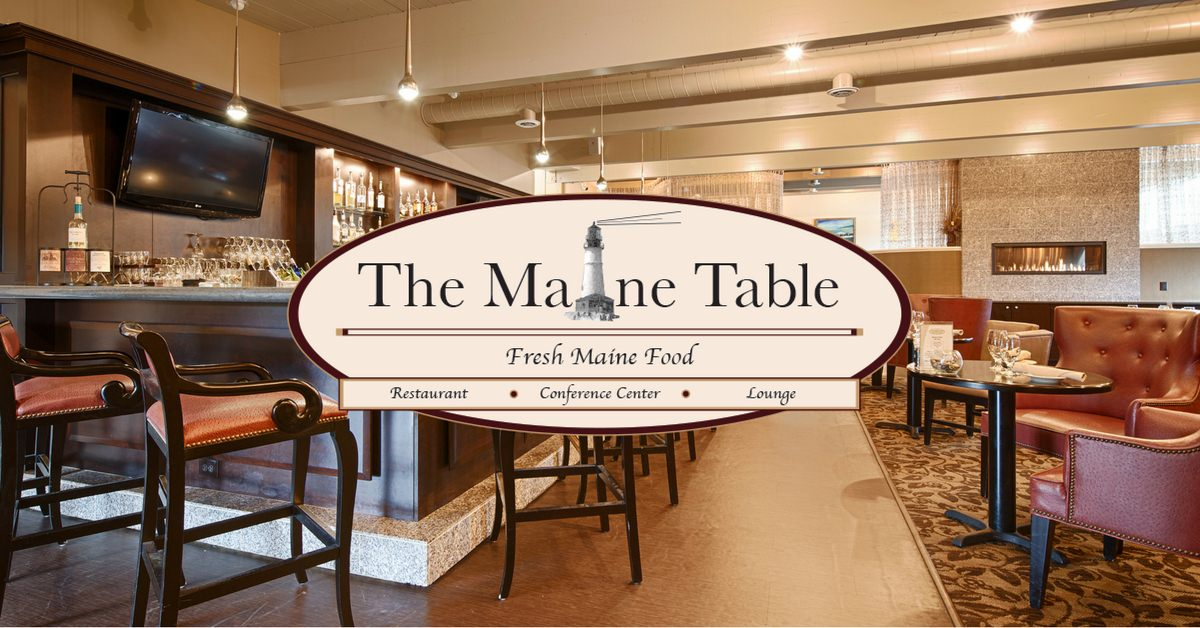 South Portland Restaurant, Fresh Maine Seafood | The Maine Table